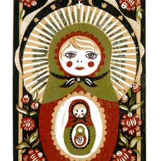 Russian Doll Icon